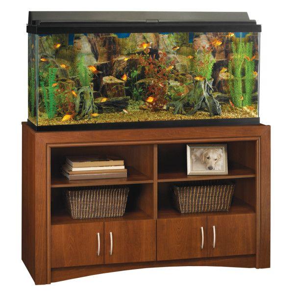 Unique divider idea for living room room divider ideas for Fish tank divider 55 gallon
