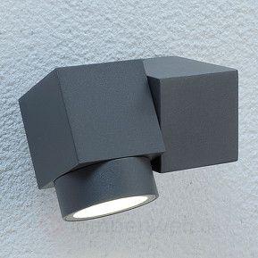Beweglicher LED-Außenstrahler Lorelle sicher & bequem online bestellen bei Lampenwelt.de.