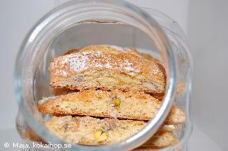 Biscotti - italienska skorpor