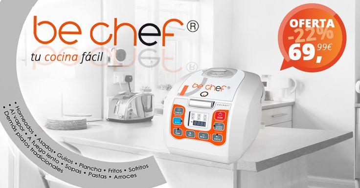 """Robot de Cocina Fácil """"Chef"""""""