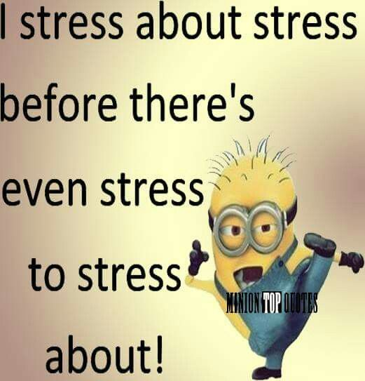 Funny Meme About Stress : Best images about minions on pinterest despicableme