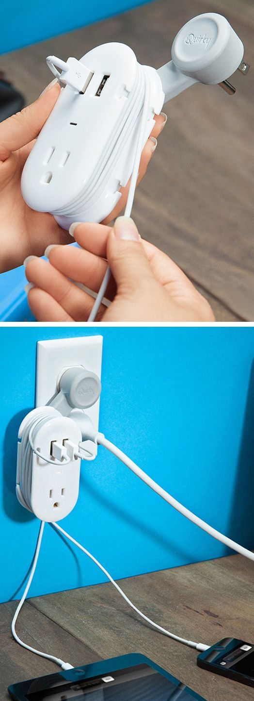 Portable Power Outlet w/USB ports