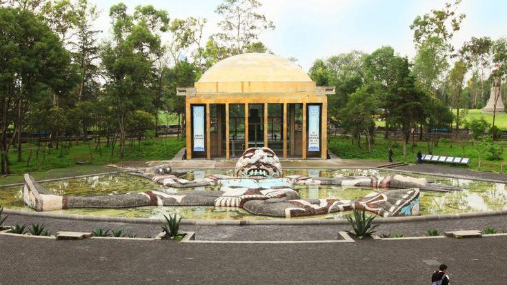 Water: The Source Of Life  Av. Neri Vela s/n, Col. Bosque de Chapultepec II Sección. CP 11850 · Miguel Hidalgo · 15
