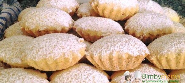 Bocconotti calabresi Bimby - Ricette Bimby