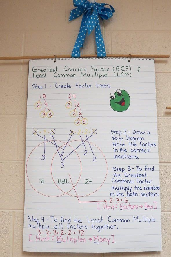 What is the history behind LCM and HCF? Why mathematics put so much emphasis on these terms?