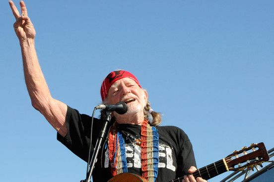 At age 80, Willie Nelso played 145 shows in 2013 and travelled over 70,000 miles!