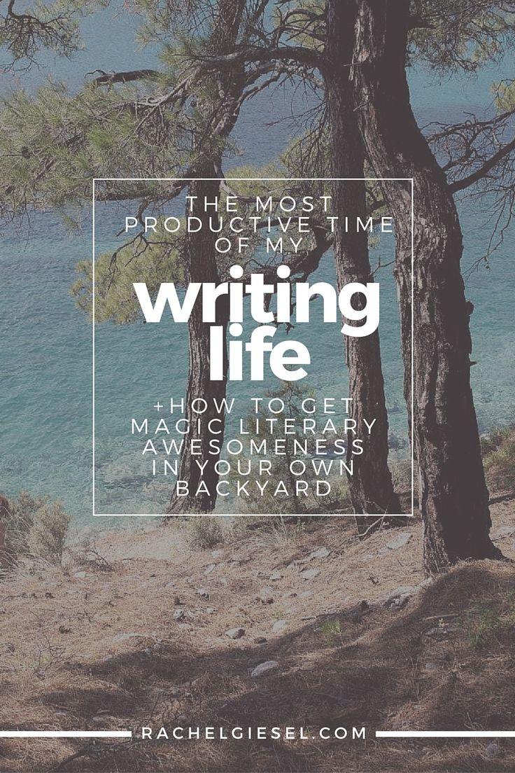 Writers of needed me