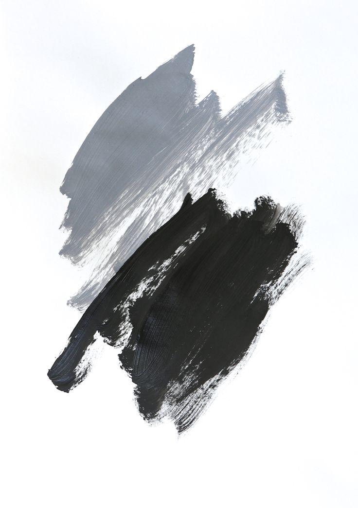 Michael Třeštík, Untitled, 2015, akryl, A3
