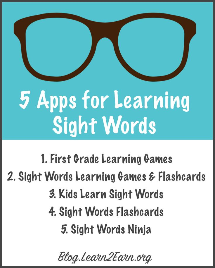 Make sight word learning more fun and interactive!