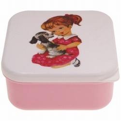 Snackbox Meisje Roze