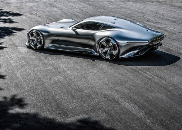 2013 Mercedes Benz Vision Gran Turismo Wallpaper 600x430 2013 Mercedes Benz Vision Gran Turismo Full Reviews with Images