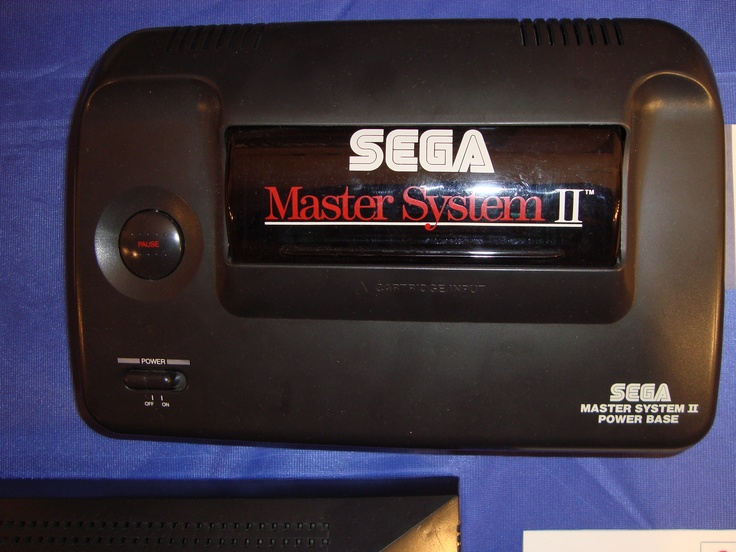 24 best images about sega master system on pinterest logos toys r us and entertainment system - Console sega master system 2 ...