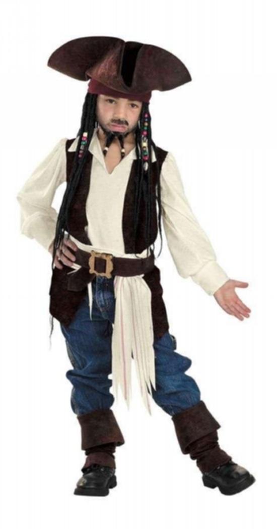 halloween costumes for kids jack sparrow - Jack Sparrow Halloween Costumes