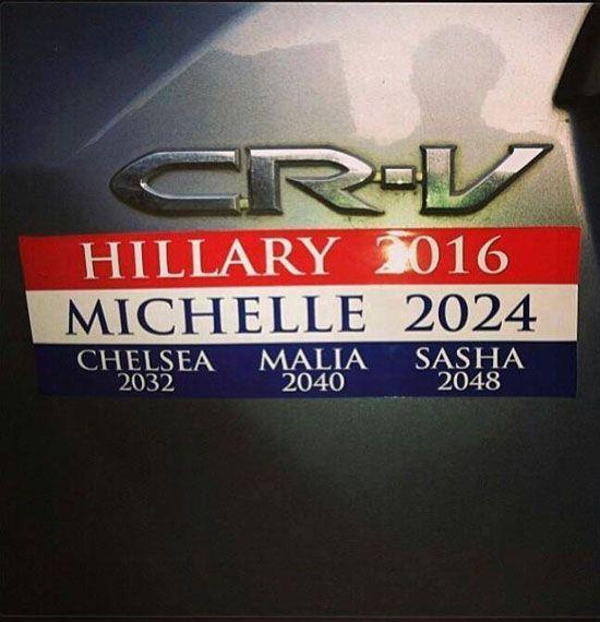 Funny Hillary Clinton Memes: Future Presidents