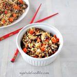 Easy Quinoa Stir Fry