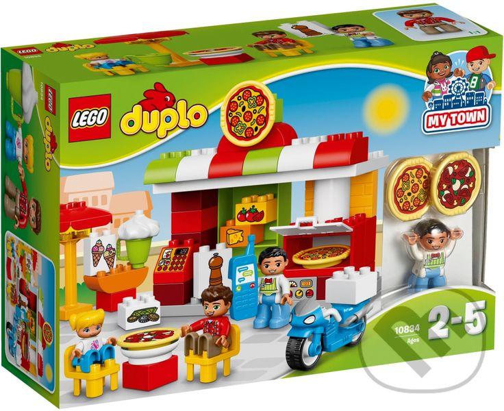 LEGO DUPLO 10834 Pizzerie - 0