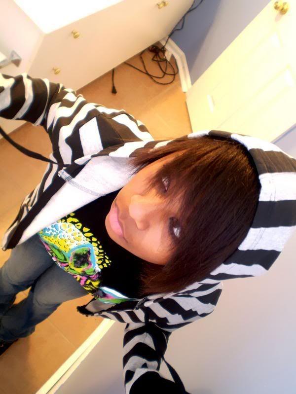 African Emo Girl Hair Hairstyle Scene Kid Black Emo Hawt