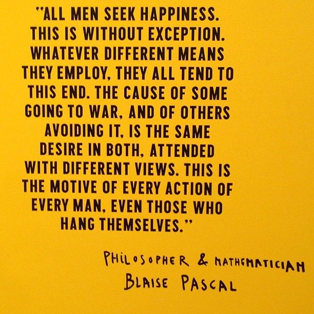 Great Quote From Blaise Pascal #quote #inspiration