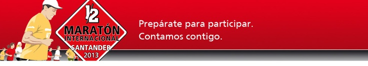 Red Runners: II Media Maratón Internacional Santander