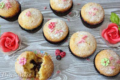 Di gotuje: Muffinki z powidłami