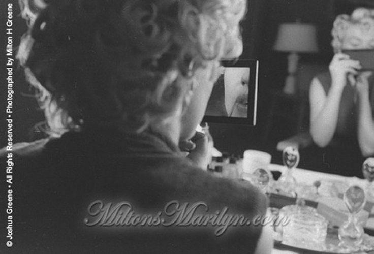 Мэрилин Монро, фото Милтон Грин