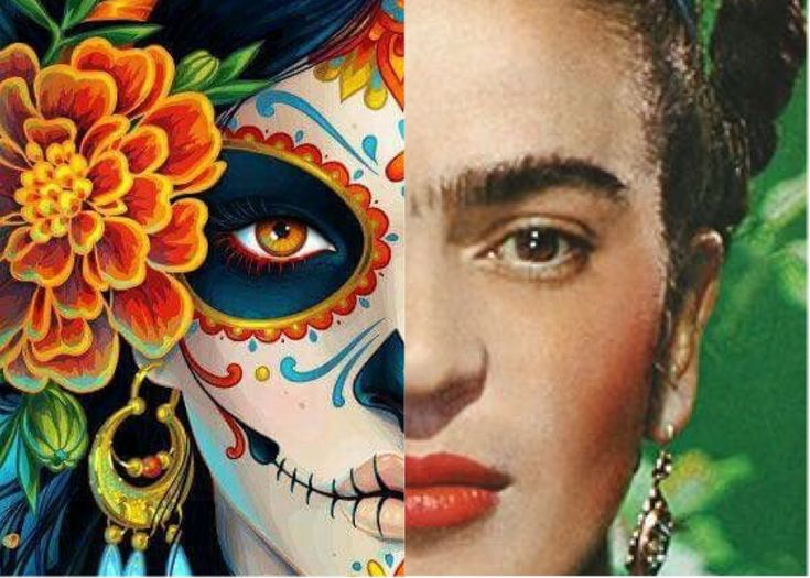 It's safe to say Frida Kahlo is one of the most iconic artists of all time. The Mexican-American beauty's artwork contained her life stories, depicting her pain and passion whilecreating a feminist movement.RELATED:Take Your Sugar Skull Look To The Next Level With These Makeup Tutorials