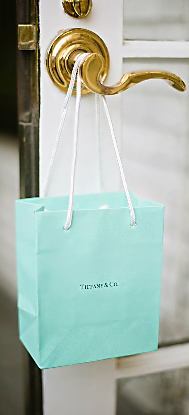 Tiffany shopping