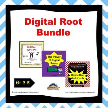 Digital Root Bundle