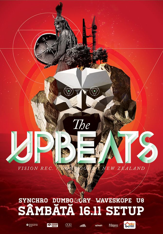 The Upbeats Poster