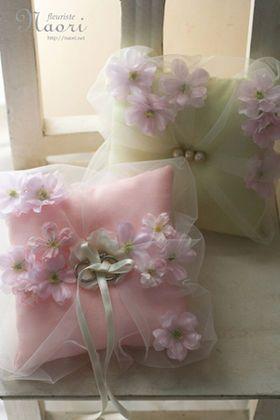 """【ほんとうに可愛い!】""""桜の結婚式""""がテーマ!のウェディンググッズ・アイデアまとめ♪ - NAVER まとめ"""