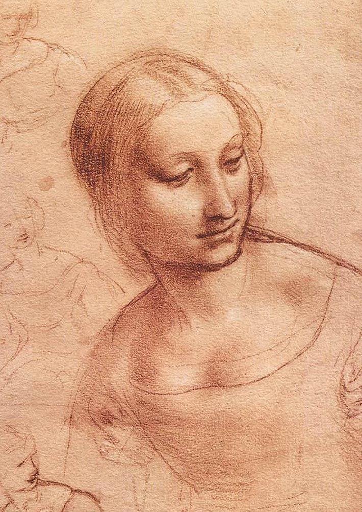 Baul De Chity Los Dibujos De Leonardo Da Vinci Leonardo Da Vinci Obras De Arte Famosas Pinturas Renacentistas