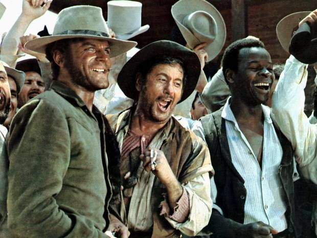 the good the bad and the ugly scene - Google Search