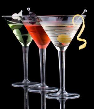 Cocktail Recipe: Dry Martini  – FINE DINING