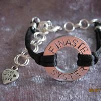 Armband FINASTE SYSTER from Made by Chippzan