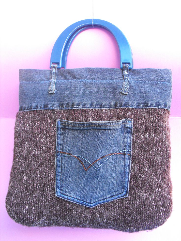 17 best images about naaien tassen etui 39 s sewing bags on for Old denim