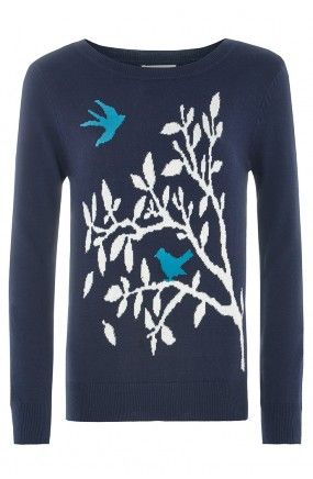Louche Bluebird Jumper