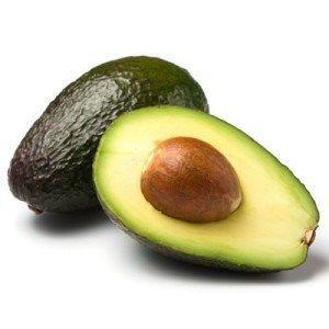 otete utilizzare la polpa di avocado nella stessa quantità di burro presente nella ricetta.