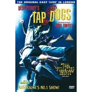 If you've never heard of Tap Dogs – or your already of fan – check them out on their website here.  #VideoDanceTV #Dance in the #Movies #2000 #Bootmen #Tap #film http://www.tapdogs.com/