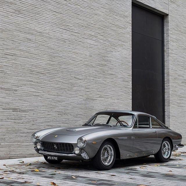 Utwo 1963 Ferrari 250 Gt Lusso C Motor Watch In 2020 Classic Cars Dream Cars Ferrari