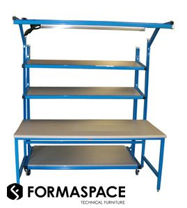 Industrial Packing Table