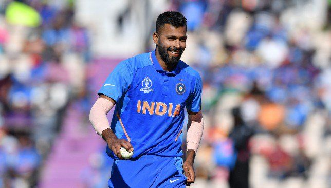 India All Rounder Hardik Pandya Says He Has Taken His Fitness To The Next Level With Images Mumbai Indians World Cricket Cricket