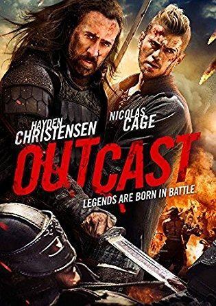 Nicolas Cage & Hayden Christensen & Nick Powell-Outcast