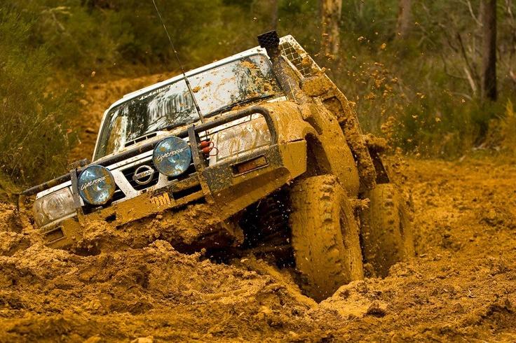 #Nissan Patrol 4x4