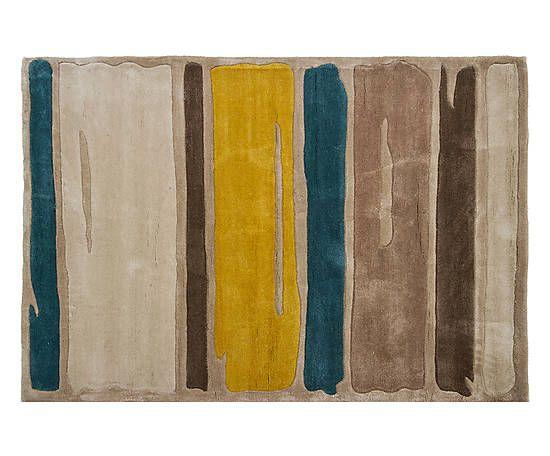 Tappeto Taftato Mano Handloom : Migliori idee su tappeto giallo pinterest design