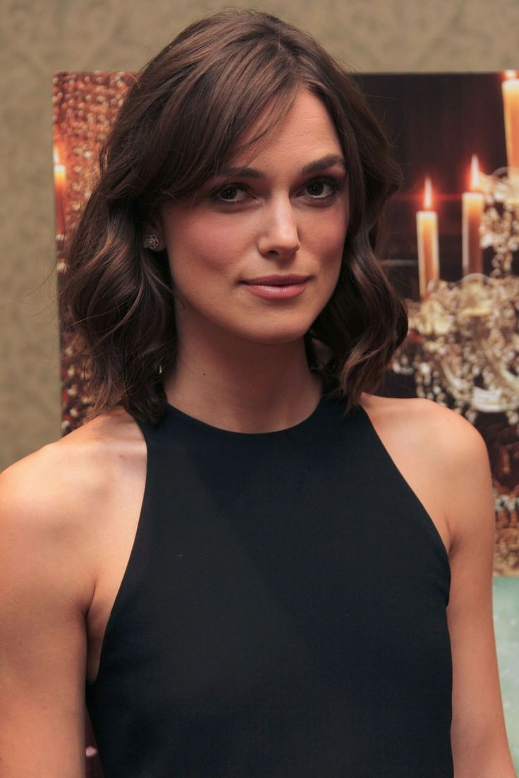 Keira knightly, love the hair                                                                                                                                                                                 More