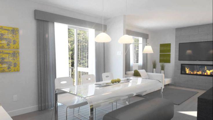 Envie de visiter une de nos maisons modèles dans le confort de votre salon? Voici une visite virtuelle de notre projet « Les Jardins Angora » de Terrebonne Bonne visite et nous avons hâte de connaître vos impressions!