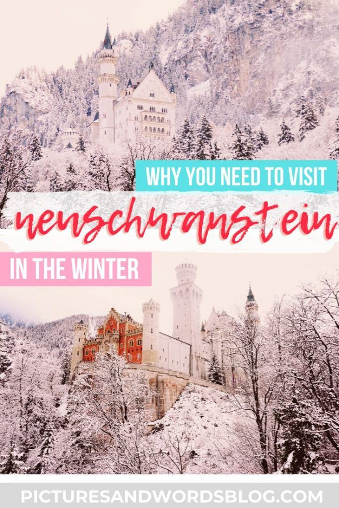 Planning A Fairytale Neuschwanstein Castle Winter Day Trip Everything You Need To Know In 2020 Winter Travel Destinations Winter Travel Travel Destinations European