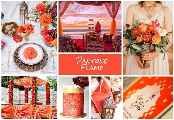 Pantone 2017 - Flame