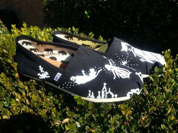 Hey, I found this really awesome Etsy listing at http://www.etsy.com/listing/118035295/mens-disney-peter-pan-custom-toms