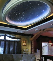 :| StarDomes & StarTiles |: Architectural Star Dome Ceilings by Numinus LLC.